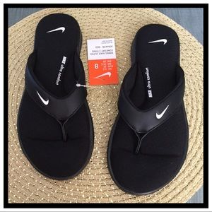 NWT Nike Ultra Comfort Thong Sandals